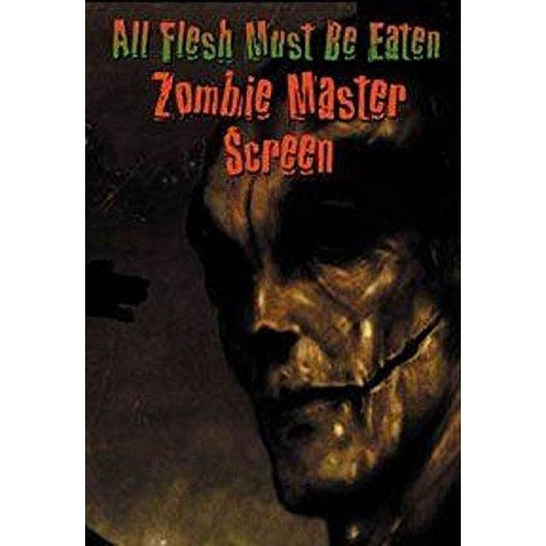 All Flesh Must Be Eaten RPG: Zombie Masters Screen
