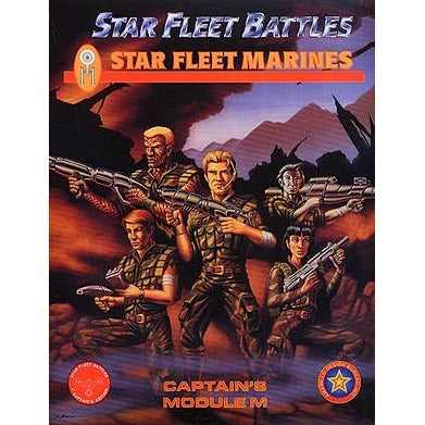 Star Fleet Battles: Module M - Star Fleet Marines