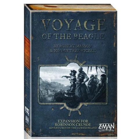 Robinson Crusoe: Voyage of the Beagle Expansion