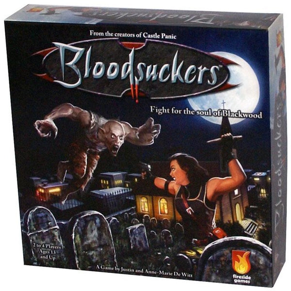 Bloodsuckers Card Game