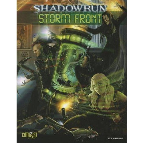 Shadowrun RPG: Storm Front