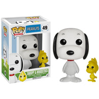 Pop! TV: Peanuts - Snoopy And Woodstock