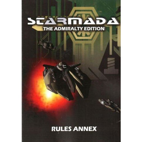 Starmada: Rules Annex Book