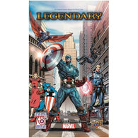 Legendary DBG: Marvel Captain America 75th Anniversary Expansion