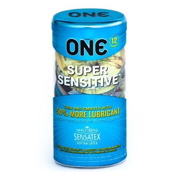 Super Sensitive Condom 12-Pack