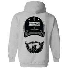 CATCH FISH & CHILL MOVEMBER HOODIE