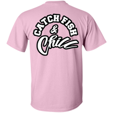 CATCH FISH & CHILL WATERMEN SHIRT