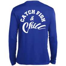 CATCH FISH & CHILL PERFORMANCE TEE