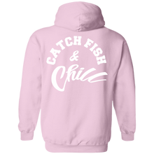 CATCH FISH & CHILL HOODIE