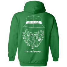 CATCH FISH & CHILL TIS THE SEASON HOODIE
