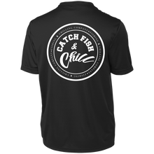 CATCH FISH & CHILL-Tek Youth TEE