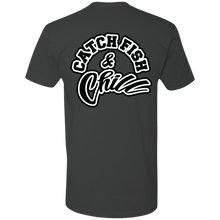 CATCH FISH & CHILL Youth Logo Tee