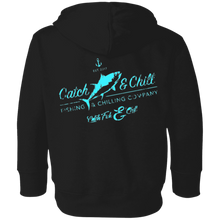 CATCH FISH & CHILL VINTAGE TUNA TODDLER HOODIE