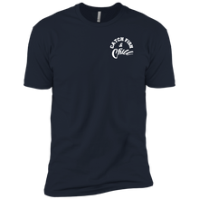 CATCH FISH & CHILL STAMP WATERMEN TEE