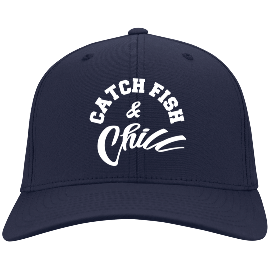 CATCH FISH & CHILL FLEX FIT HAT