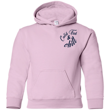 CATCH FISH & CHILL Youth Pullover Hoodie