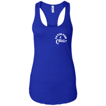CATCH FISH & CHILL RACER TANK