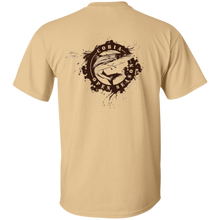 CATCH FISH & CHILL COBIA SPLASH WATERMEN TEE