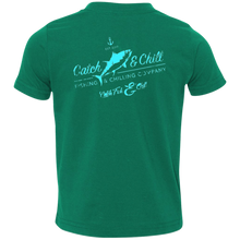 CATCH FISH & CHILL VINTAGE TUNA TODDLER CHILL TEE
