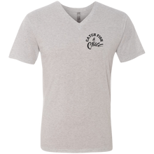 CATCH FISH & CHILL Triblend V-Neck Tee