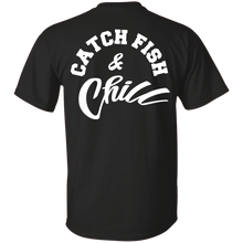 CATCH FISH & CHILL DEAL TEE