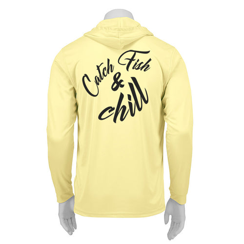 CATCH FISH & CHILL PERFORMANCE G HOODIE