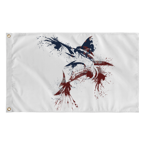 CATCH FISH & CHILL USA MARLIN FLAG