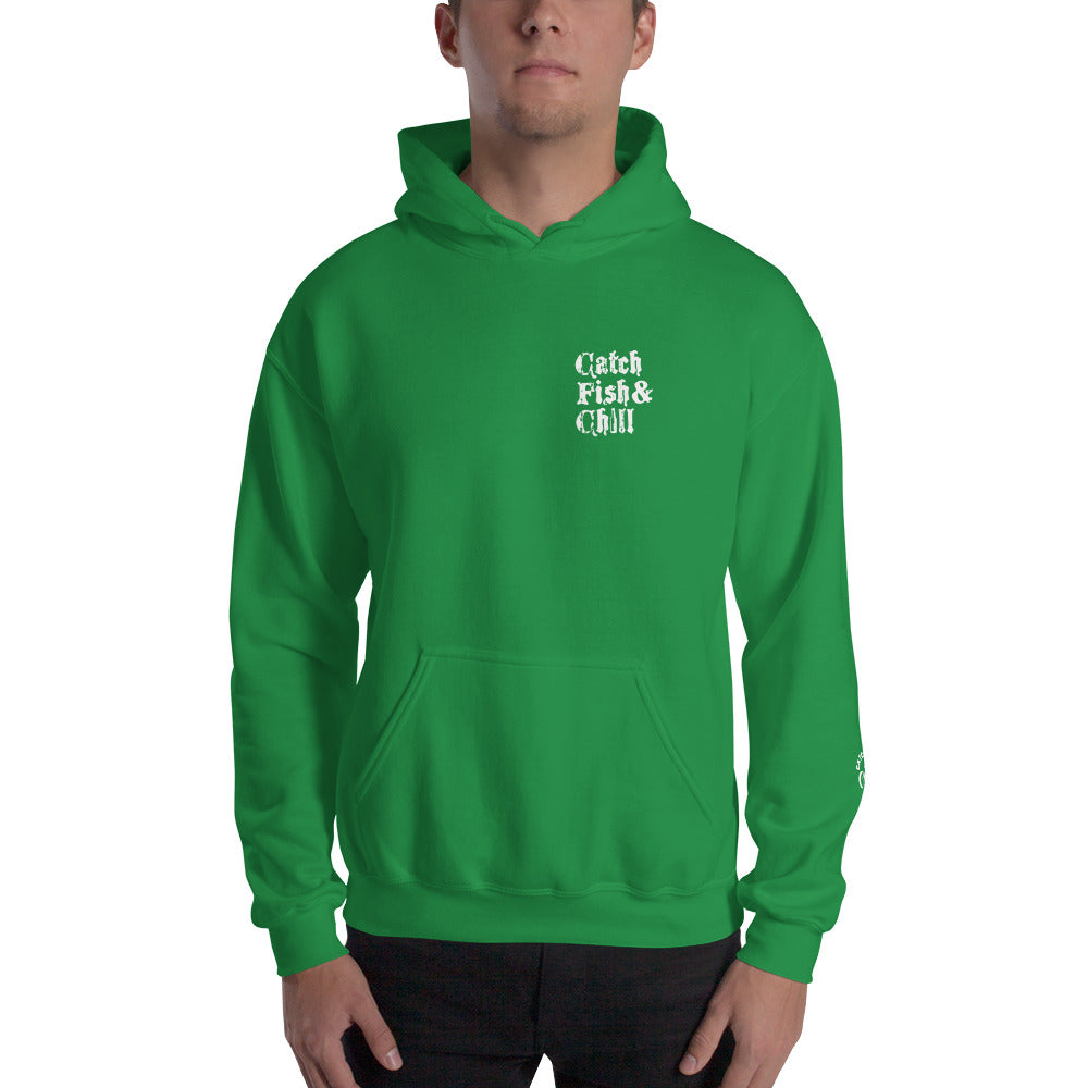 CATCH FISH & CHILL HOOLIGAN HOODIE