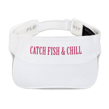 CATCH FISH & CHILL FLEXFIT VISOR