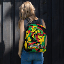 CF&C RASTA CAMO BACKPACK