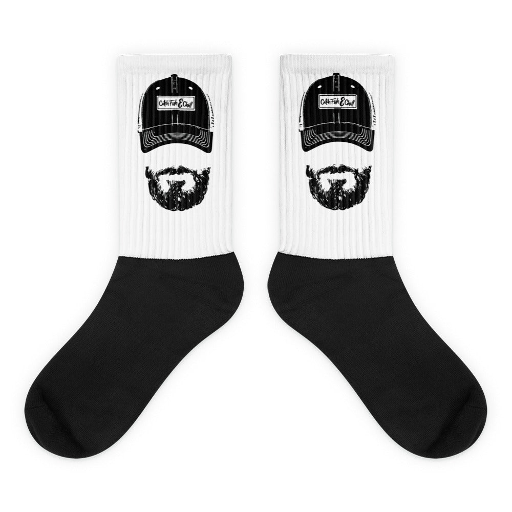 CF&C MOVEMBER SOCKS