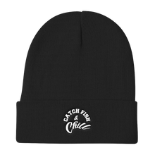 CATCH FISH & CHILL BEANIE