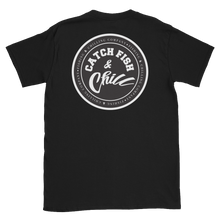 CATCH FISH & CHILL LOGO TEE