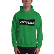 CATCH FISH & CHILL BOX LOGO HOODIE
