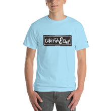 OFFICIAL CATCH FISH & CHILL BOX LOGO TEE