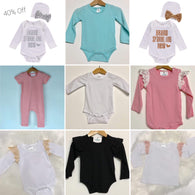 Girls & Boys 20% OFF SALE on Tees, Rompers & Lace Flutters