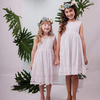 Little Ladies Handmade Clothing : Sizes 3 - 9