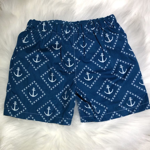 Anchor Shorts size 2
