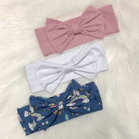 Big Stretchy Bow Headband