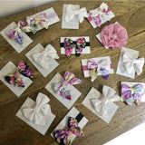Handmade Sailor Hairbows