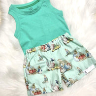 Peter Rabbit 2 piece Set - Size