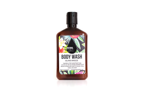 Eucalyptus, Spearmint & Ginger Body Wash
