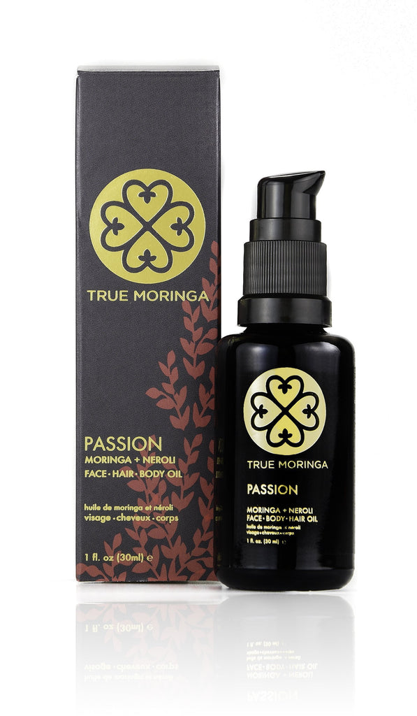 Passion Face · Hair · Body Oil - Queya Beauty