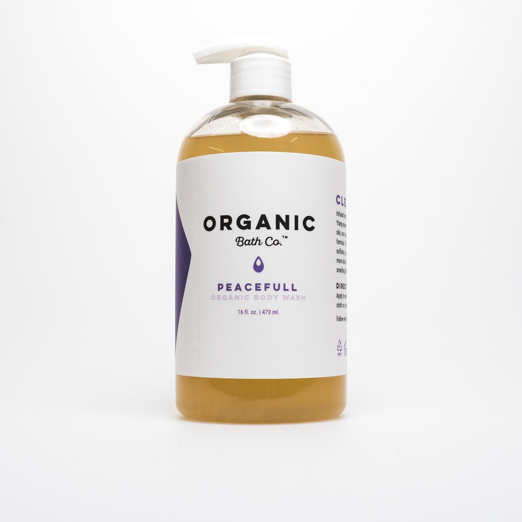 Organic Body Wash - Queya Beauty