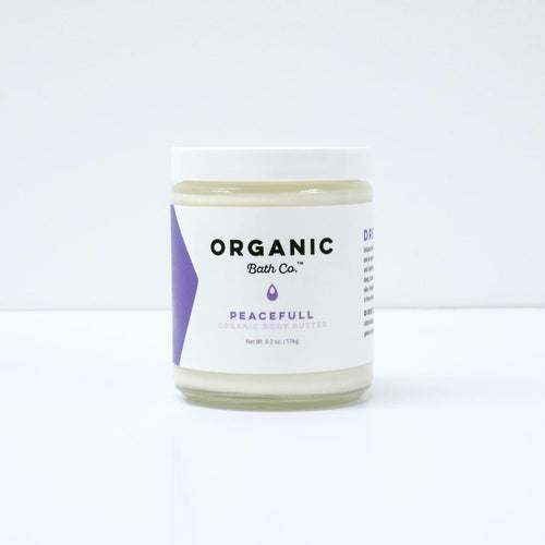 PeaceFull Organic Body Butter
