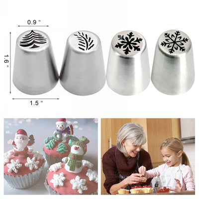 Limited Edition Christmas Style Nozzle Kit (20 Pcs)