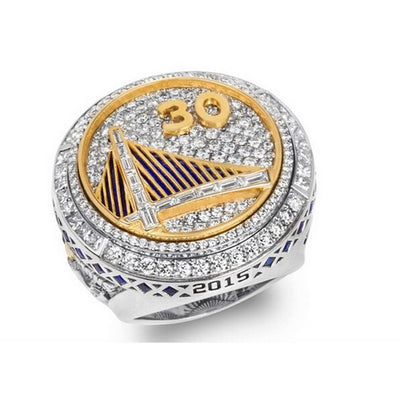 Golden State Warriors Curry Ring