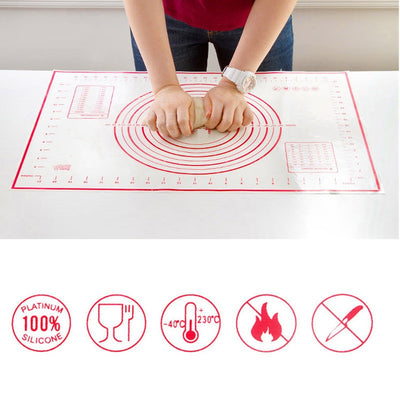 Silicone Baking & Pastry Mat