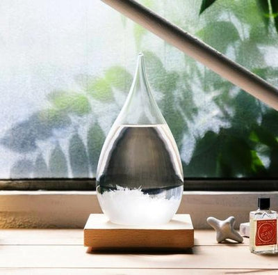 Storm Glass Crystal - Weather Forecast