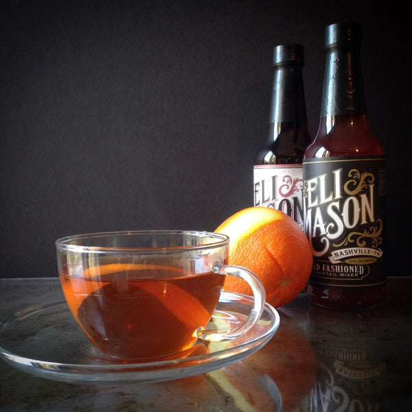 Old Fashioned Rum Toddy